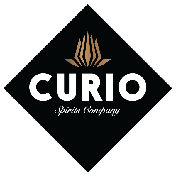 Curio Cornish gin and vodka